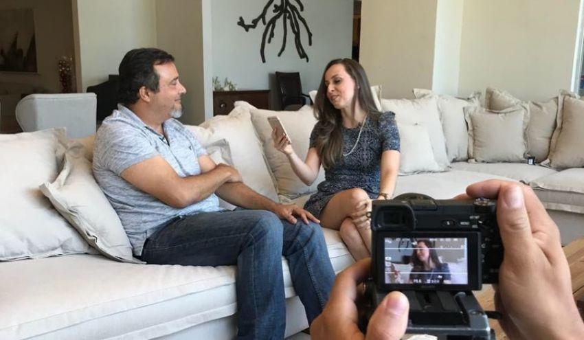 Assista: Entrevista com Nobertson Oliveira