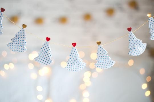 Decorações DIY para o natal