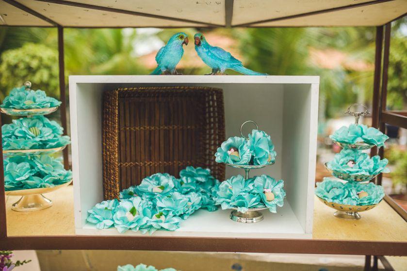 Forminhas de papel seda ou papel crepom para doces - DIY