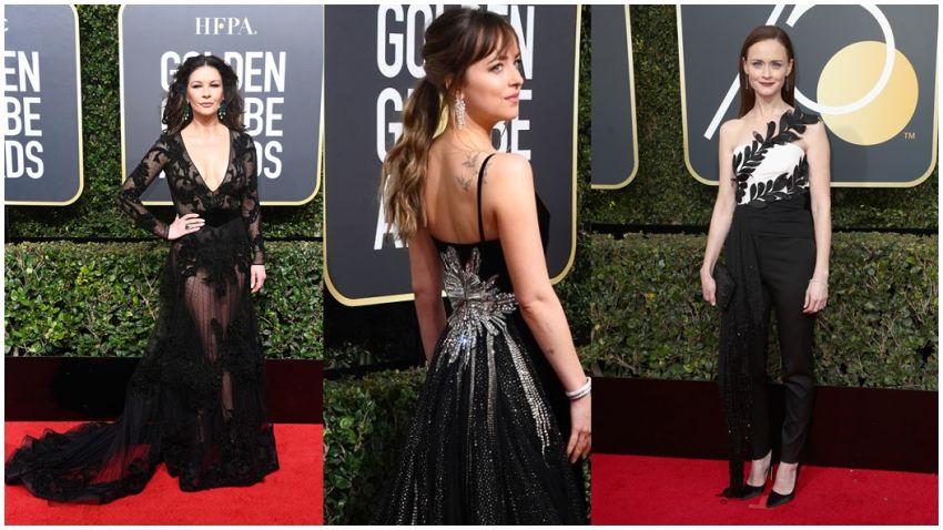 Vestidos do Globo de Ouro 2018