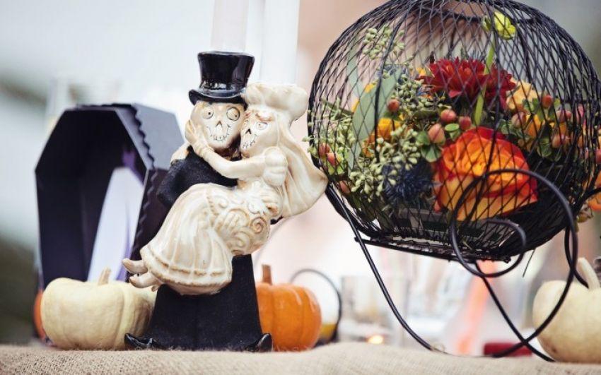 Halloween - Casamento Temático