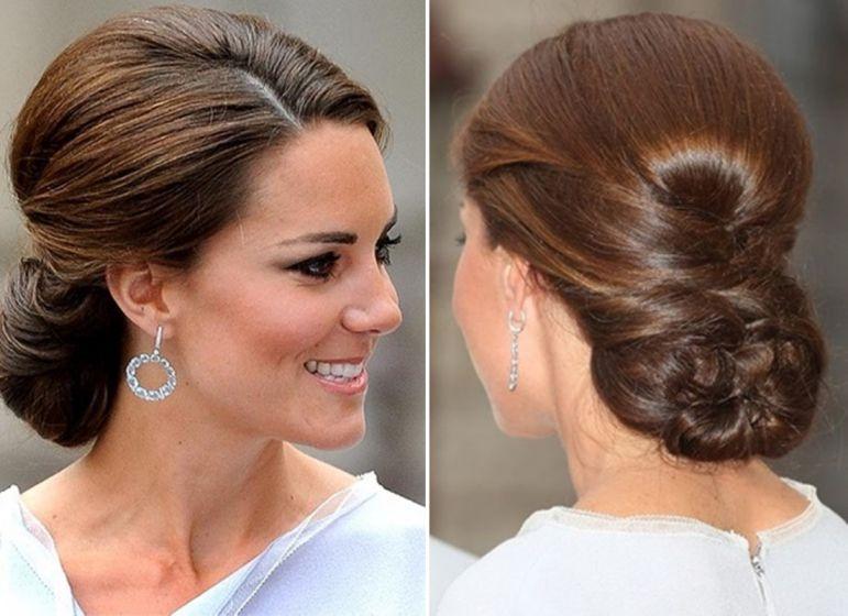 Inspiração: 10 penteados de Kate Middleton para noivas, mães e madrinhas