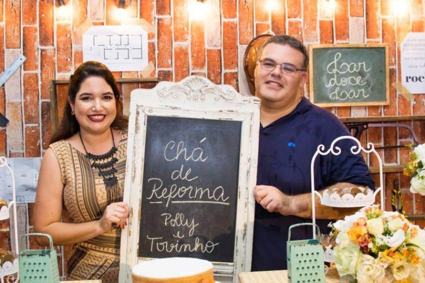 Inspiração: Chá de Reforma