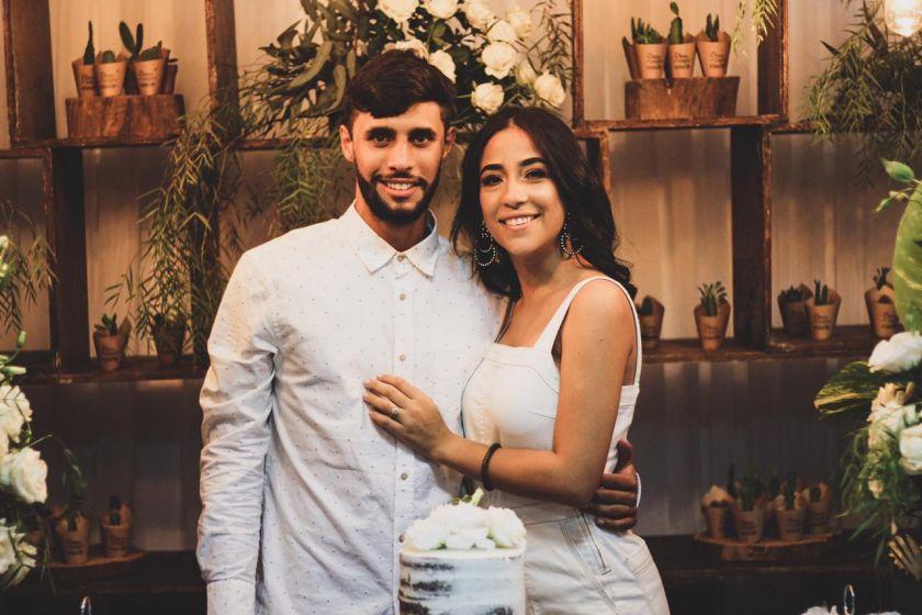 Inspiração: Chá Home Camila e Mateus