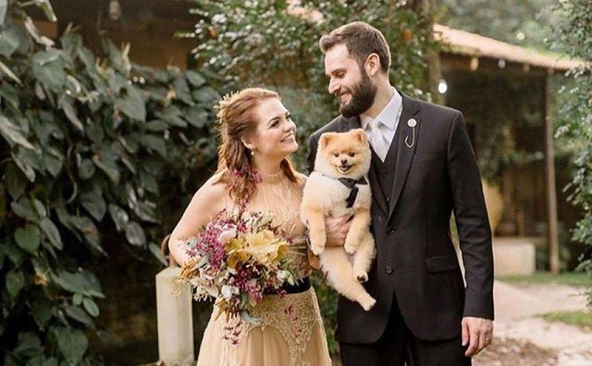 Casamento em São Paulo: Influencer Karol Pinheiro e Arthur Pezzi