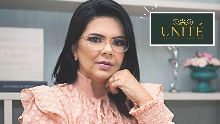 Louise Rodrigues agora é UNITÉ - Cerimonial e Assessoria
