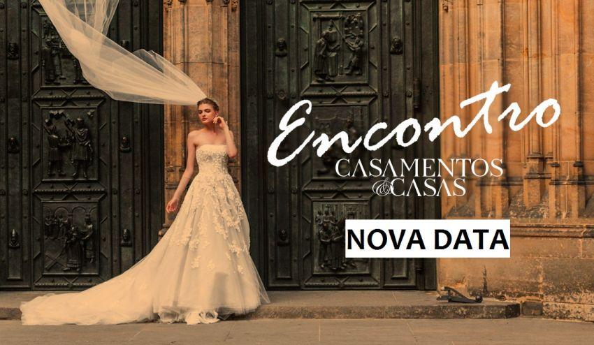 Nova data: 05 de Junho - Encontro Casamentos&Casas na Sierra Espaço A