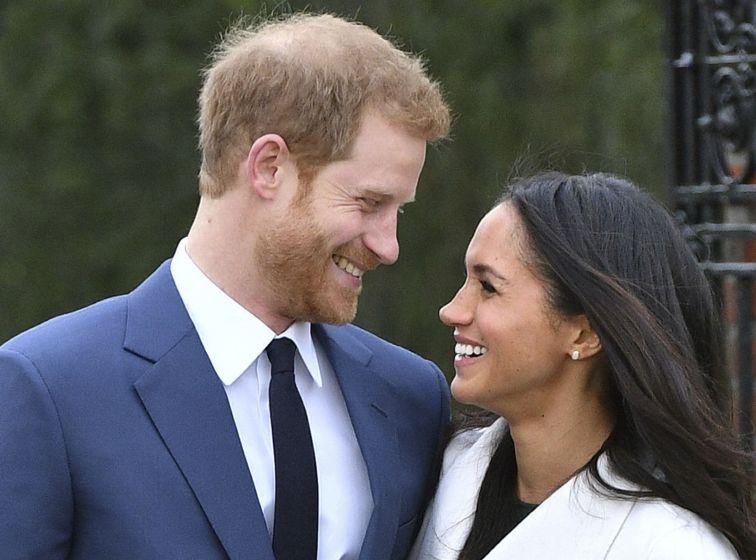Noivado Real: Príncipe Harry com a atriz Meghan Markle