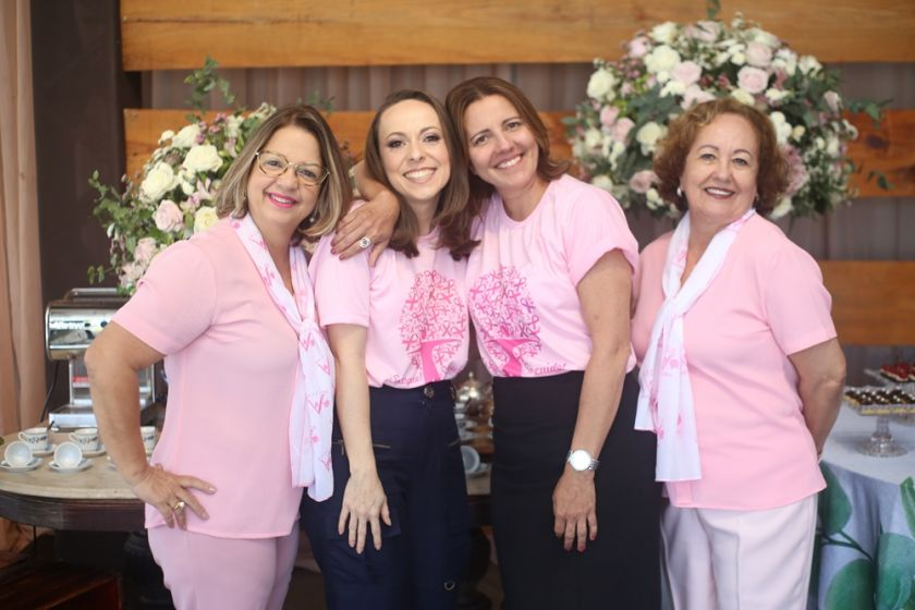 O que aconteceu no Almoço Solidário em prol da Rede Feminina de Combate ao Câncer da Paraíba