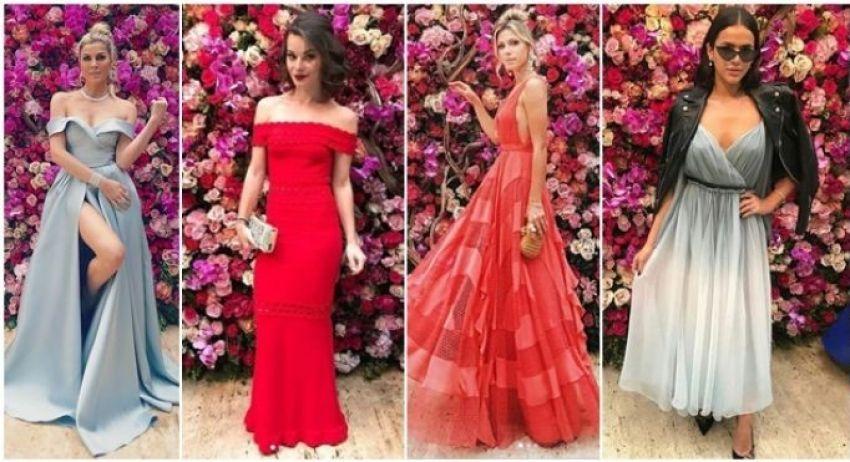 Os looks das convidadas do casamento da Marina Ruy Barbosa