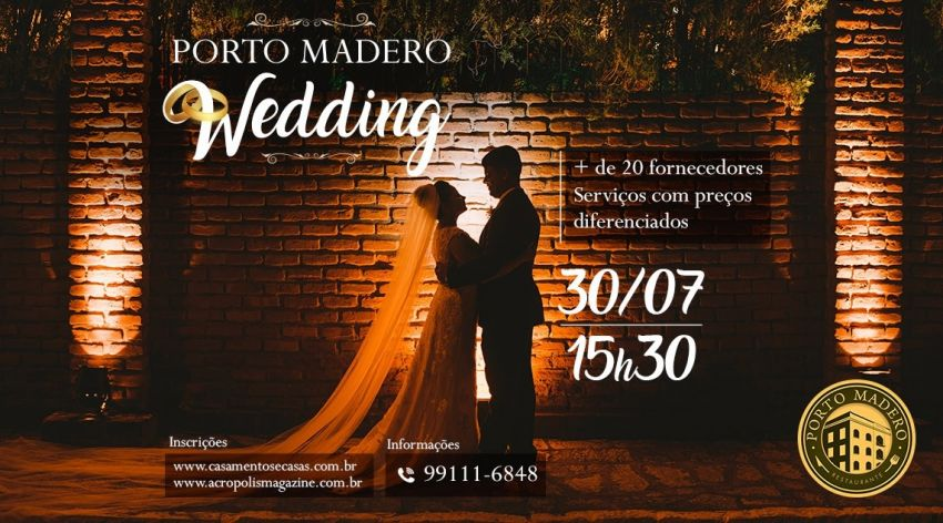 Porto Madero Wedding