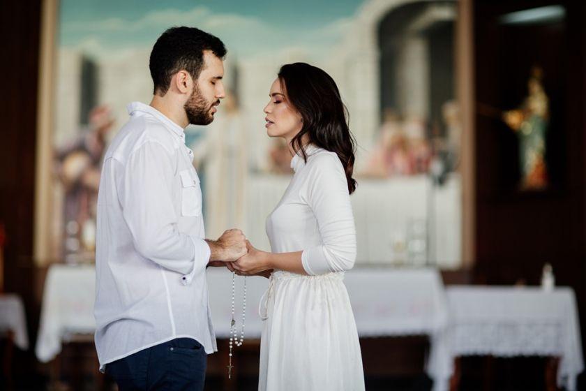 Ensaio Pré-Wedding - Andressa e Felipe