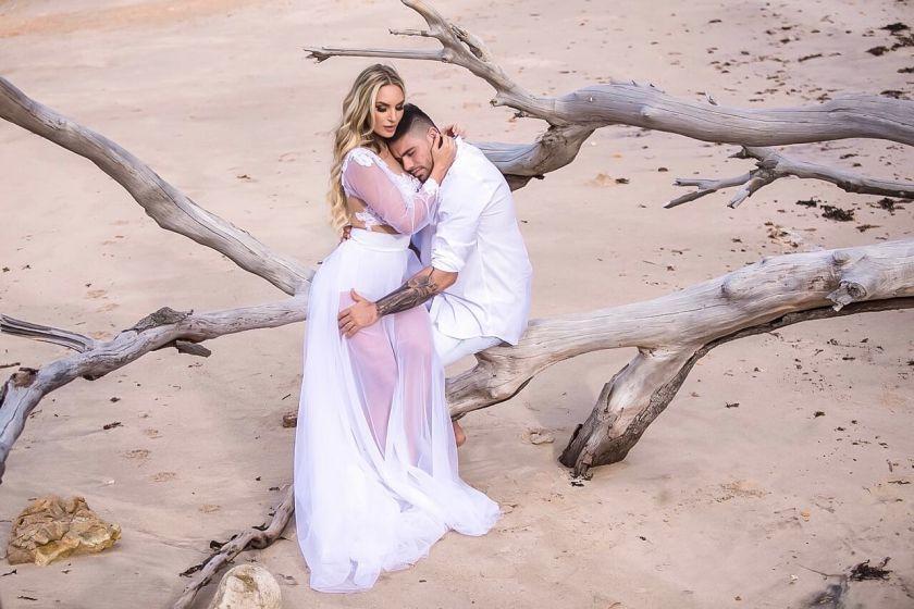 Pré Wedding: Larissa Zagel e Marcelo Henrique