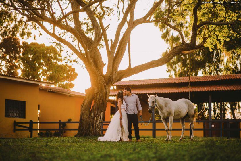 Pré Wedding: Um dia de amor de Kalynna e Victor Hugo
