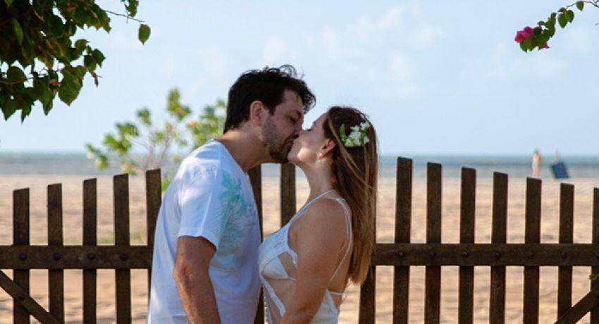 Renovação de Votos: Alessandra Sobreira e Adriano Pimenta
