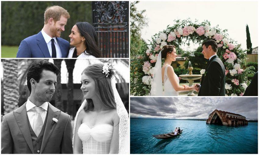 Retrospectiva 2017: Casamentos e acontecimentos pelo Brasil, pelo mundo e das celebridades