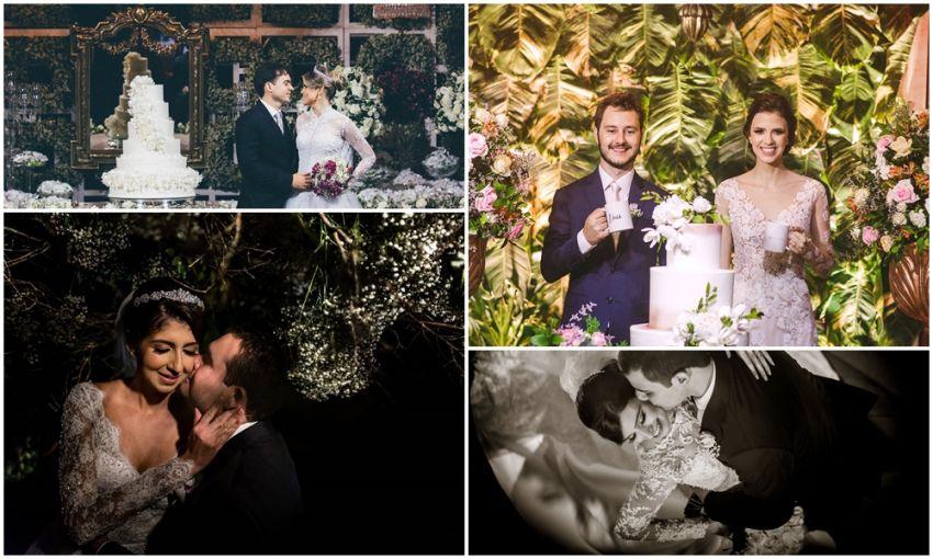 Retrospectiva 2017: Casamentos e ensaios pela Paraíba