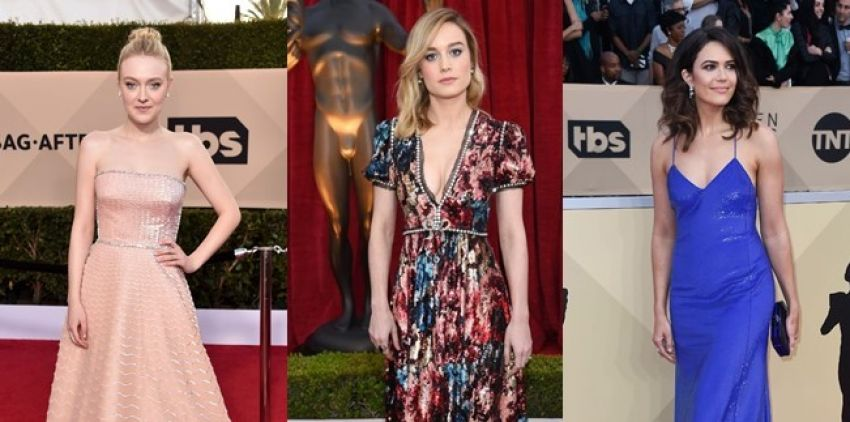 Vestidos do SAG Awards 2018