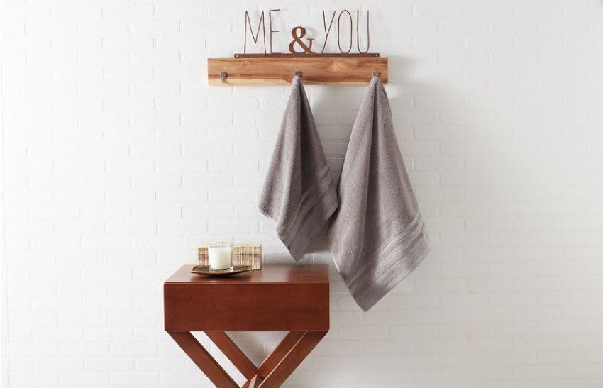 Saiba como escolher as toalhas de banho perfeitas