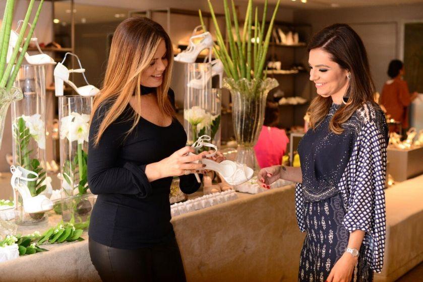 Sapatos para noivas: nova coleção Alessandra Sobreira