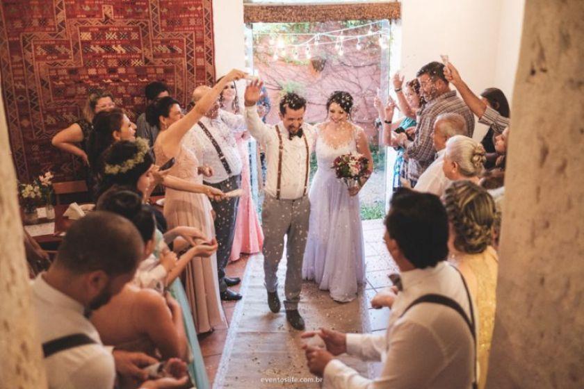 Sem cerimônia: Missão padrinhos de casamento