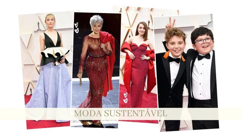 Sustentabilidade nos looks do Oscar 2020
