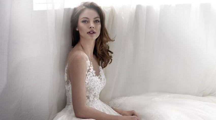 Tendência: Vestido de noiva em tule