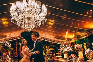 Casamento de Camila Mariz e Lucas Ribeiro