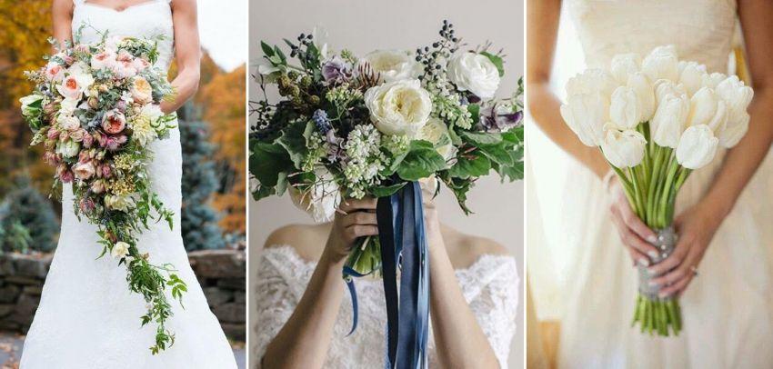 Tipos de Buquê de Noiva - Qual a diferença?