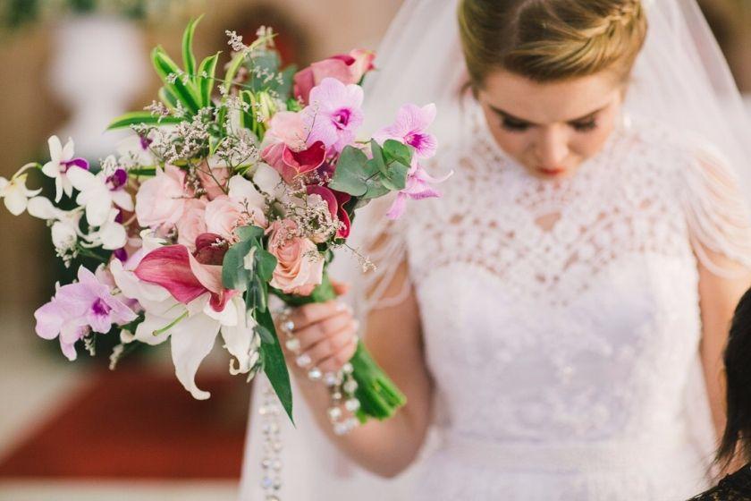 Tradição de casamento: Buquê da Noiva