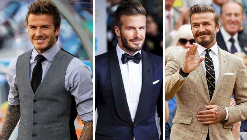 Traje do Noivo: Inspiração David Beckham