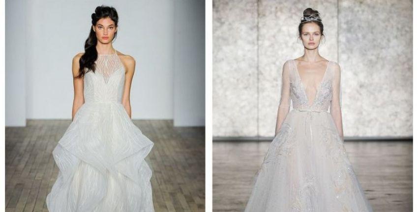 Vestidos de Noiva de Hayley Paige e Inbal Dror - NY Bridal Week