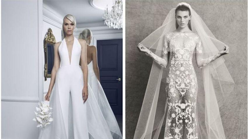 Vestidos de Noiva de Romona Keveza e Zuhair Murad - NY Bridal Week