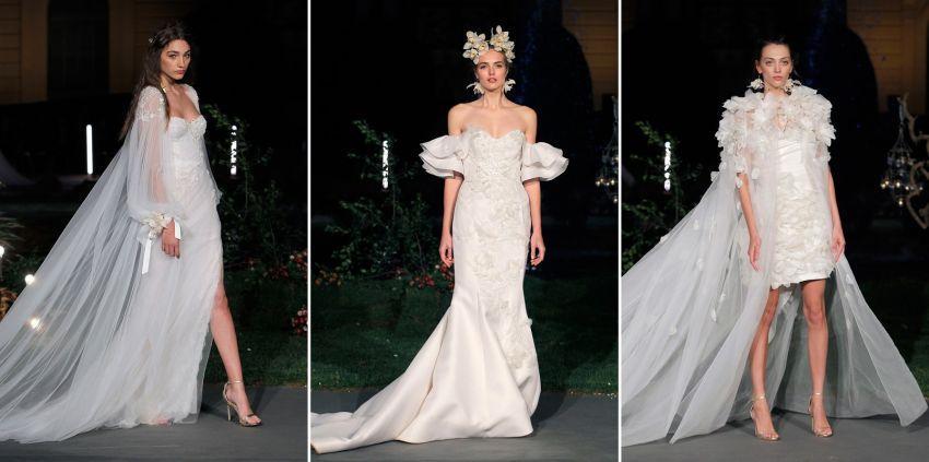 Vestidos de noiva Marchesa - Barcelona Bridal Week 2019
