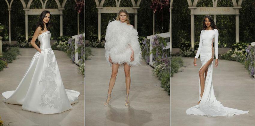 Vestidos de Noiva Pronovias - Barcelona Bridal Week 2018