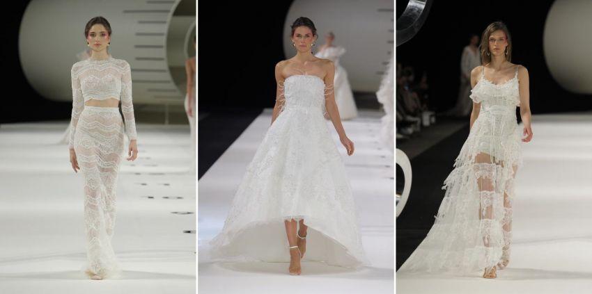 Vestidos de Noiva Yolancris - Barcelona Bridal Week 2018