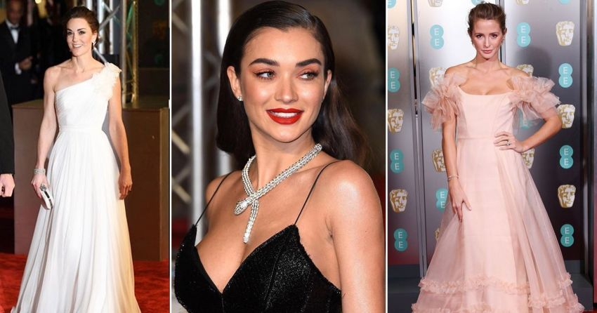 Vestidos do  BAFTA 2019