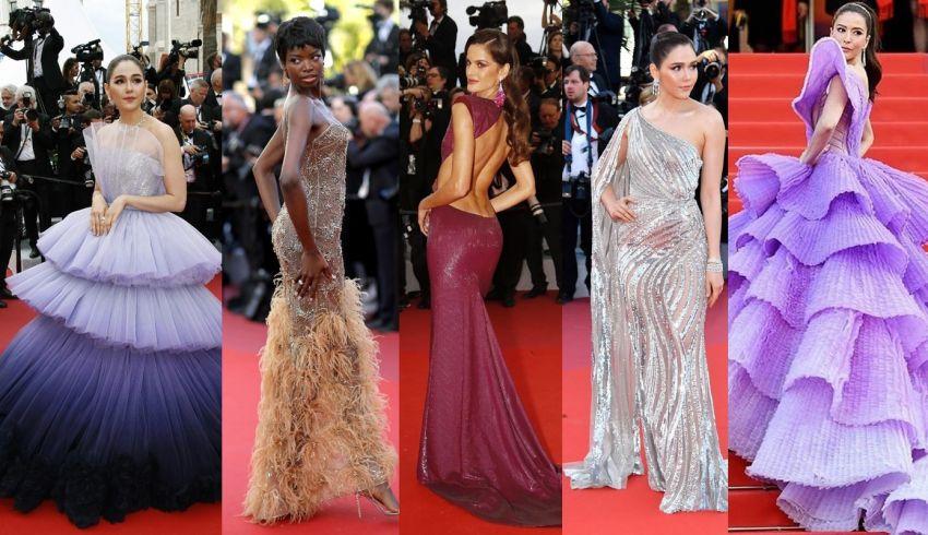 Vestidos do Festival de Cinema - Cannes 2019