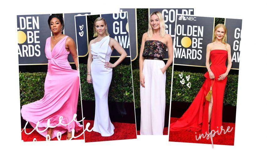 Vestidos do Globo de Ouro 2020