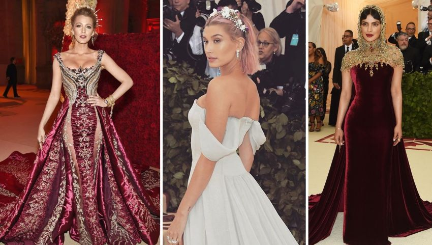 Vestidos do MET Gala 2018