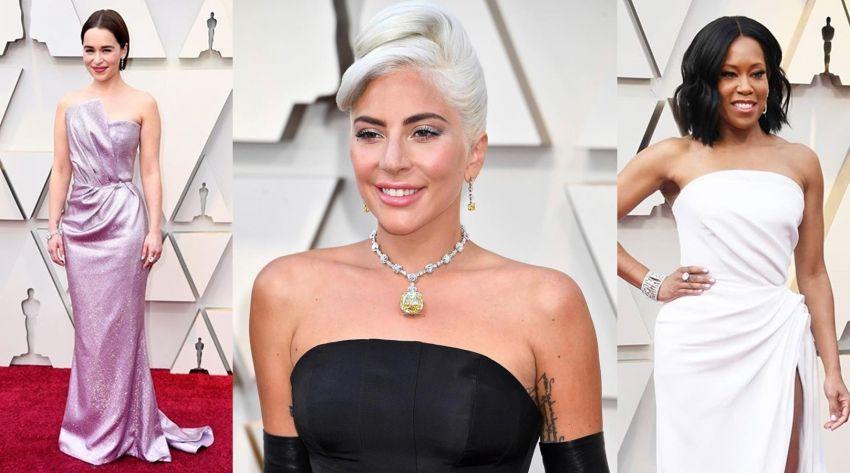 Vestidos do Oscar 2019