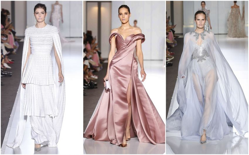 Vestidos Ralph & Russo: Paris Autumn/Winter 2017-18