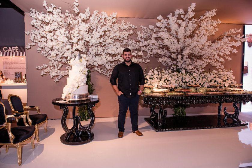 Waslley Carvalho apresenta novas tendências no Evento Casar em João Pessoa