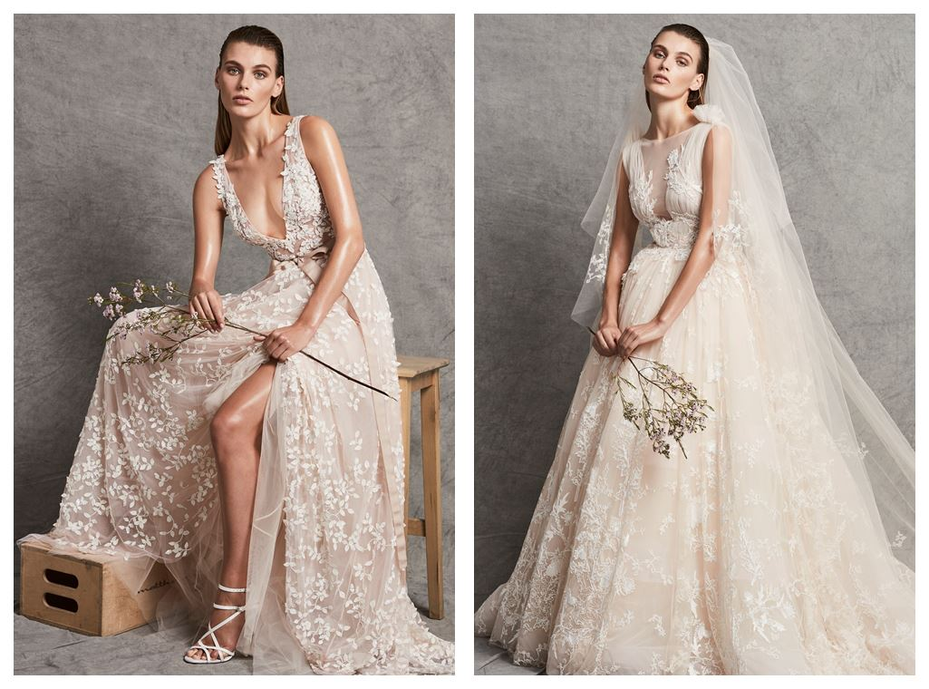 NEW YORK BRIDAL WEEK - FALL 2018